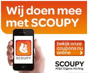 Scoupy - Wij doen ook mee!